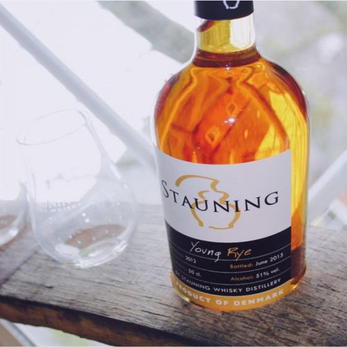 Stauning Whisky ophold for 2