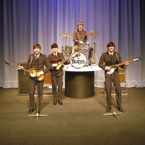 The Beatles Revival - Musik, middag & overnatning 7. februar.