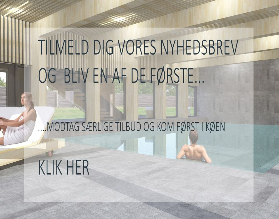 Visualisering af spa og wellnessområde